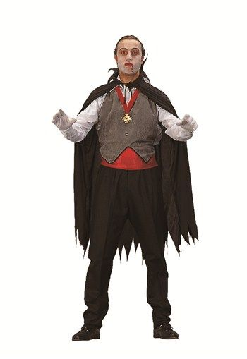 Cool Costumes Dracula Cape & Vest Costume just added...