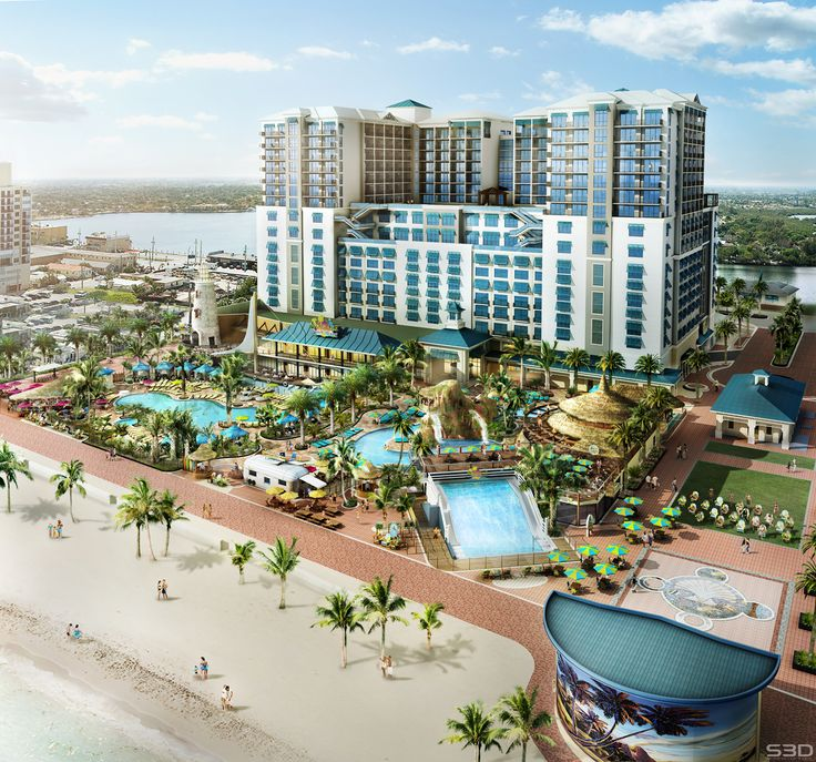 Margaritaville Hollywood Beach Resort will open Summer 2015 on the legendary Hollywood Beach Broadwalk in Greater Fort Lauderdale.