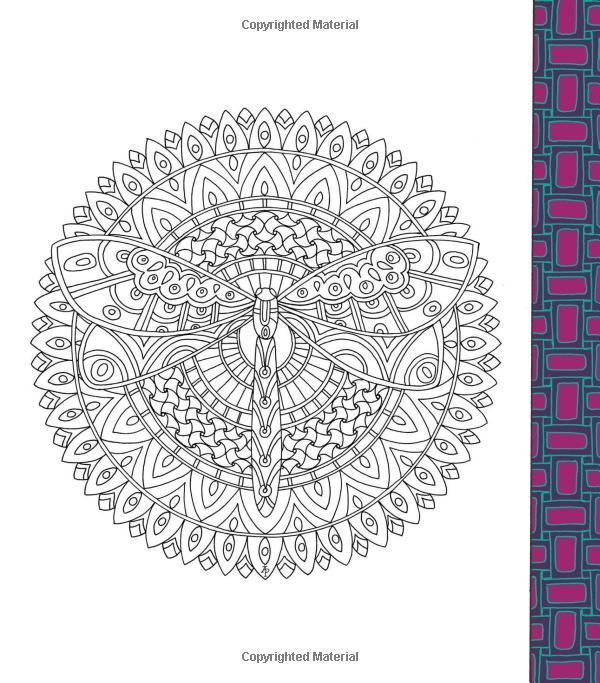 Color Me Fearless Nearly 100 Coloring Templates To Boost Strength And Courage Lacy Mucklow