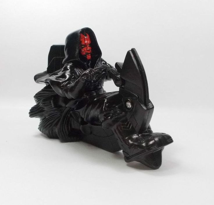 Star Wars - Darth Maul - Action Toy Figure - Applause - Cake Topper
