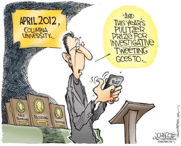 Pulitzer de Twitter
