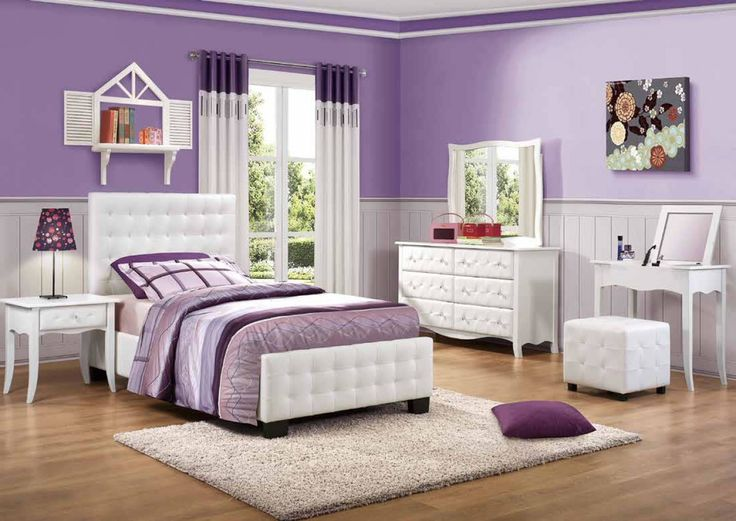white queen bedroom furniture sets with chic ideas
