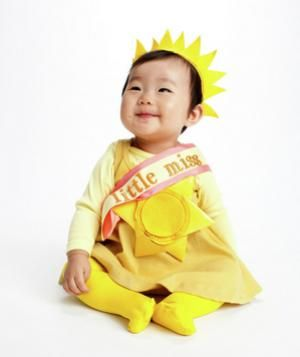 16 Easy DIY Halloween Costumes | Dress up your kids in fun costumes you make with everyday household items.