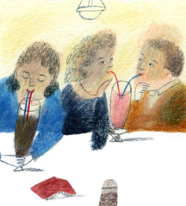 Laura Carlin, British illustrator