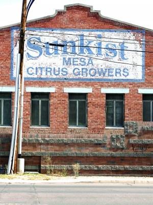 Sunkist Processing Plant, Mesa, AZ