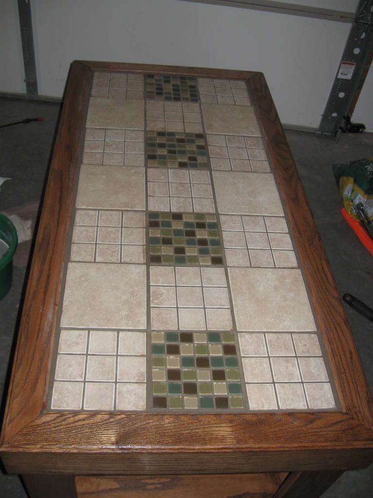 tile a table top  diy tiles guest rooms and bar