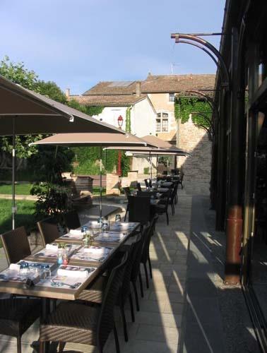 Le Bouchon de Marmande, Marmande bien sûr!  Restaurant où nous avons fait le plupart de notre formation touristique en réseau dans le cadre Plan Local Formation Interfilière