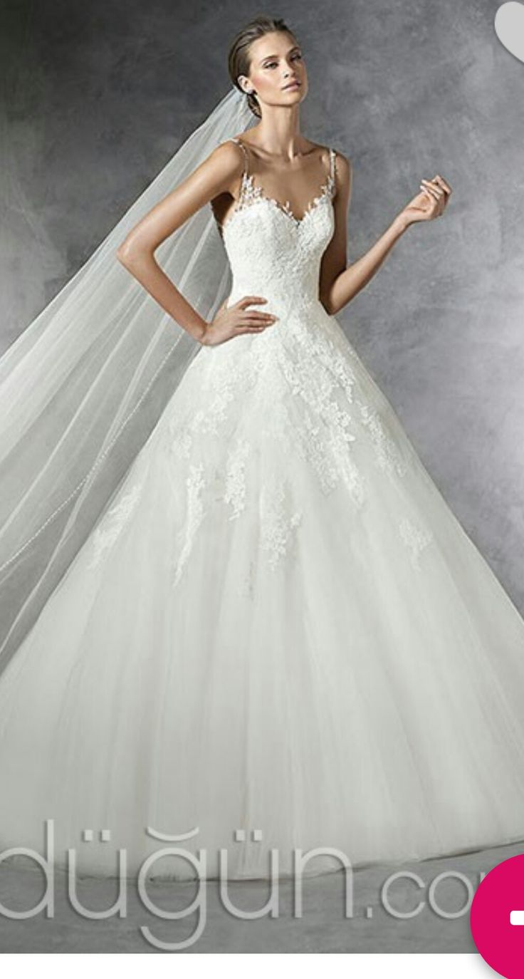 11 best Brautkleider Hochzeitskleid images on Pinterest | Wedding ...
