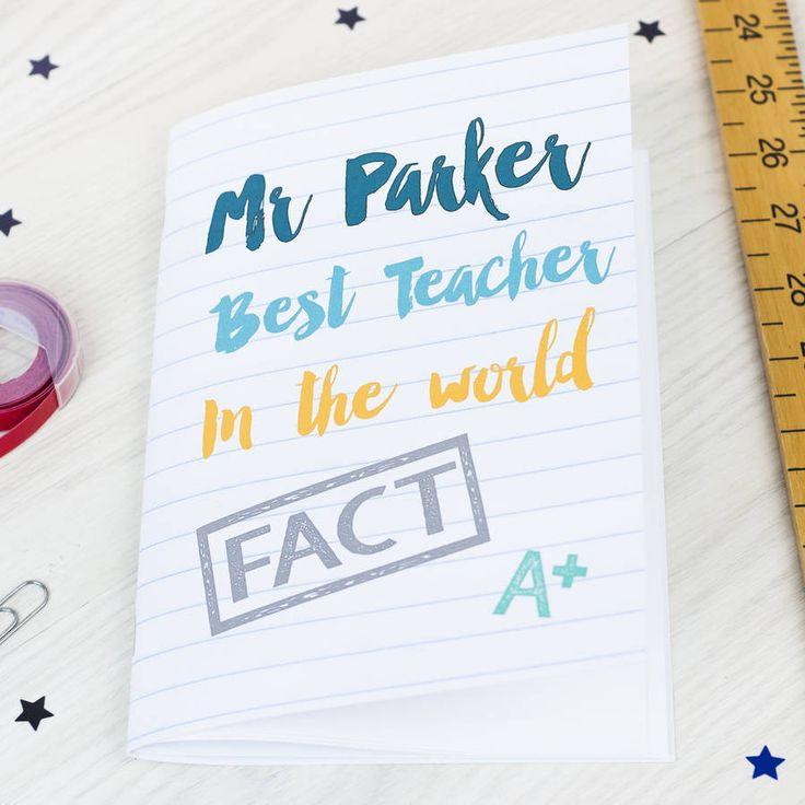 Best Teacher Notebook – Little Pieces