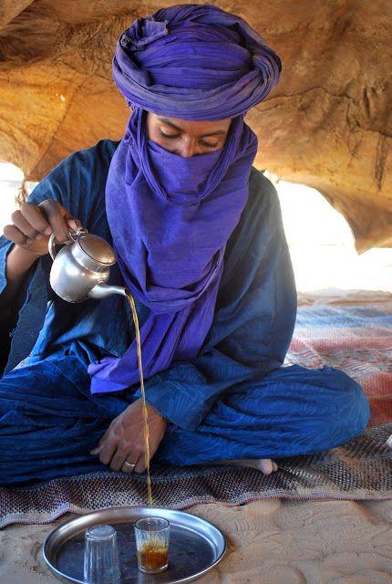 Tuareg - Afroca's desert people