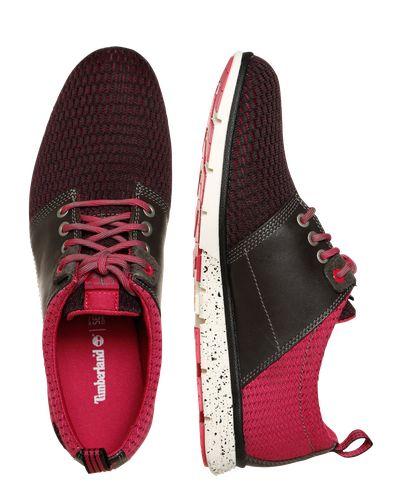 0888658922598 | #TIMBERLAND #Damen #Sneaker #´Killington #Oxford´ #schwarz / #pink