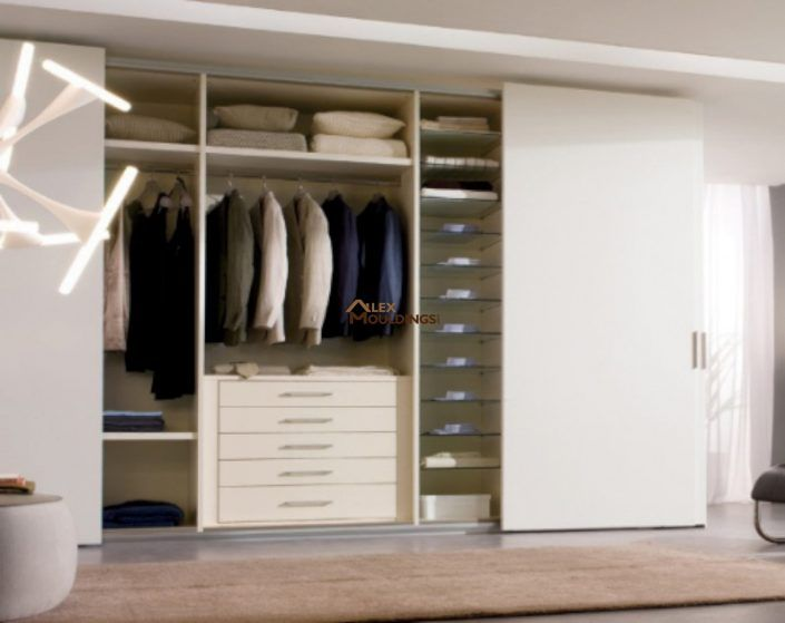 Closet Organizers Pictures Alexmoulding Com No Closet Solutions Reach In Closet Closet Organizers