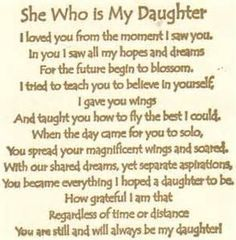 22 best birthday wishesdaughter images on pinterest my daughter birthday quotes for a special daughter with images to share google search m4hsunfo
