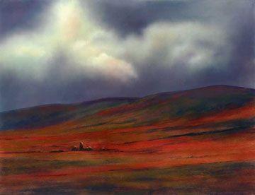 """Preseli Hills"" (Annabel Greenhalgh)"