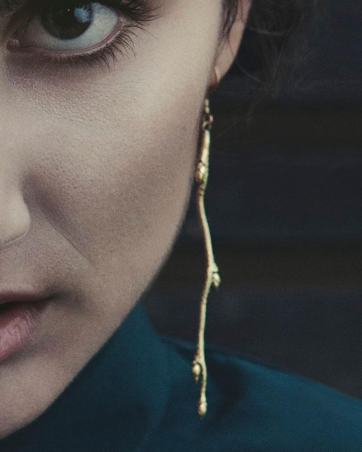 Yes please / Björk Earring at @justfashion_no #inspiredbynature #handmade #brass #earrings #johannan at #justfashion #justfashionista