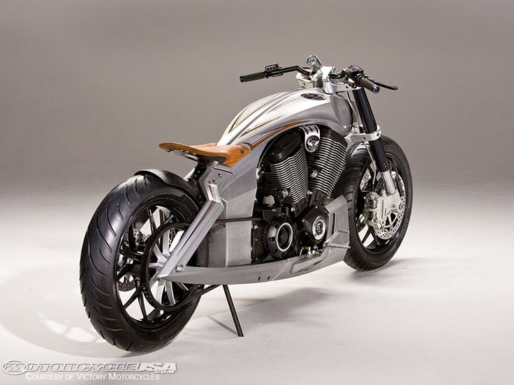 Custom Victory Motorcycle