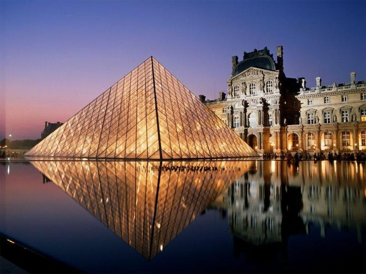 The Louvre/ been