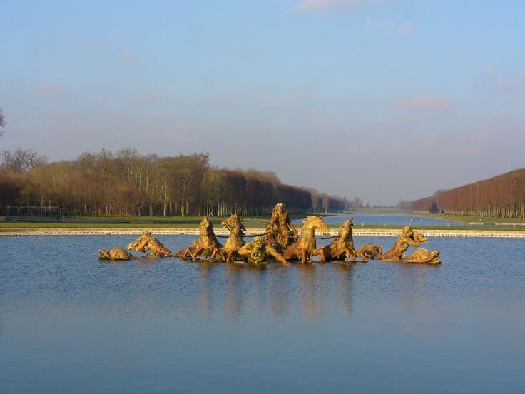 Jardins de Versailles - Bassin d'Apollon