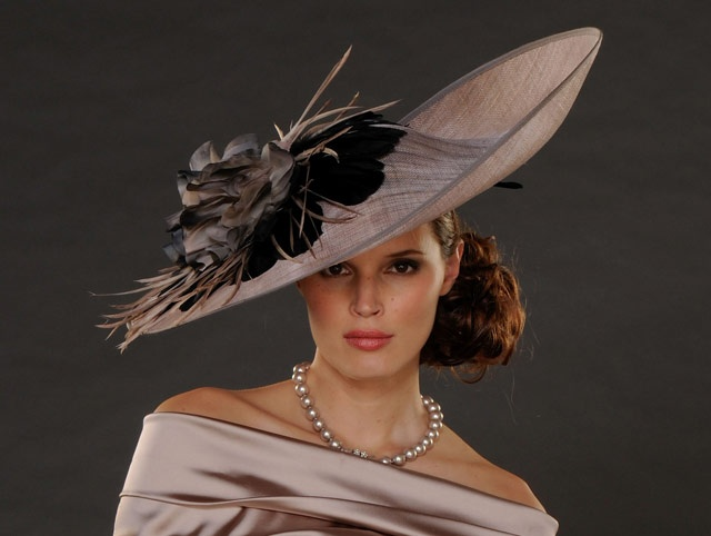 Mother Of The Bride Hats For Short Hair: Mother Of The Bride & Groom