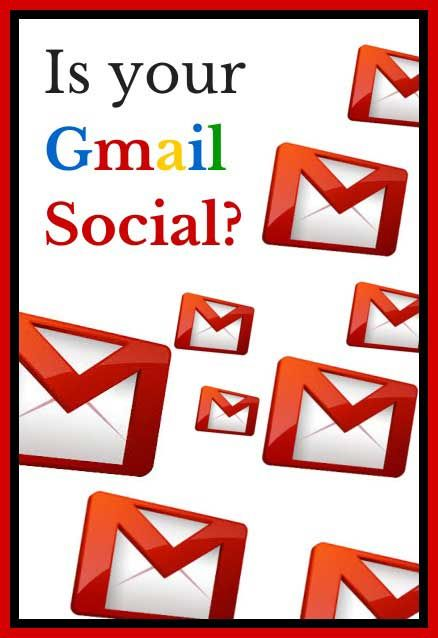 gmail how to delete social emails