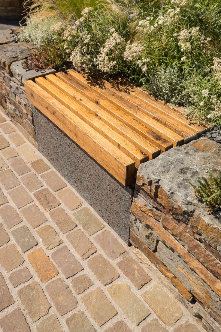 die 25 besten ideen zu trockenmauer auf pinterest steinmauer garten boulder st tzmauer und. Black Bedroom Furniture Sets. Home Design Ideas