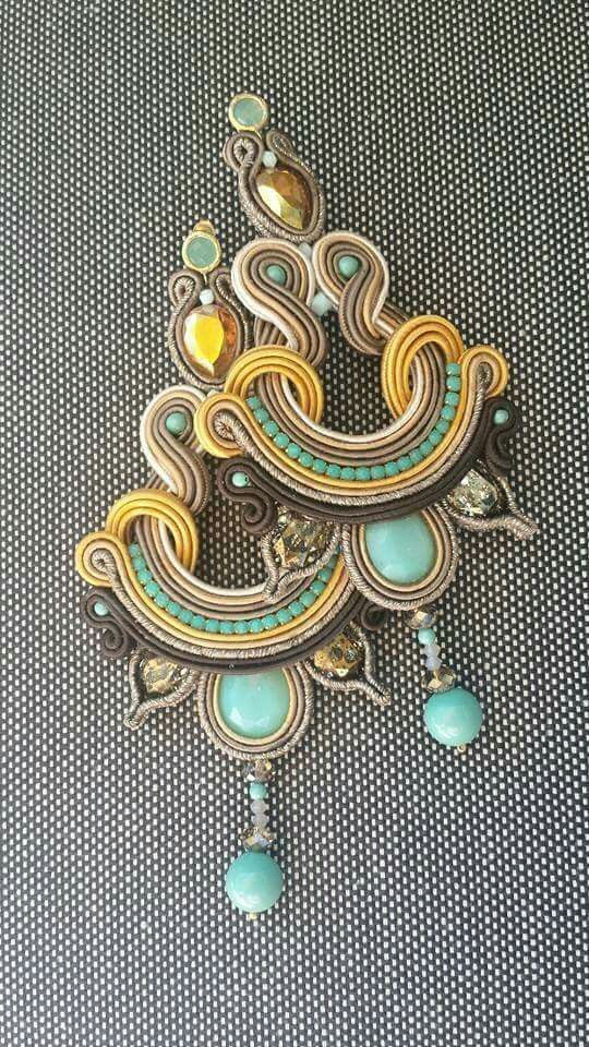 Soutache Ohrringe/earrings