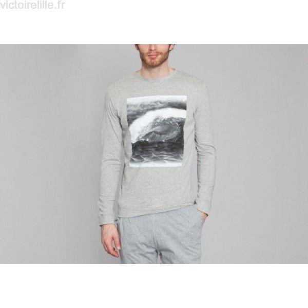 Vague Lame - Tshirt Cyclonic Affliction xq89Ms9J