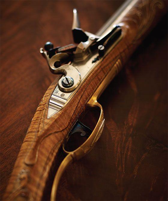 Wallace Gusler Gunsmith