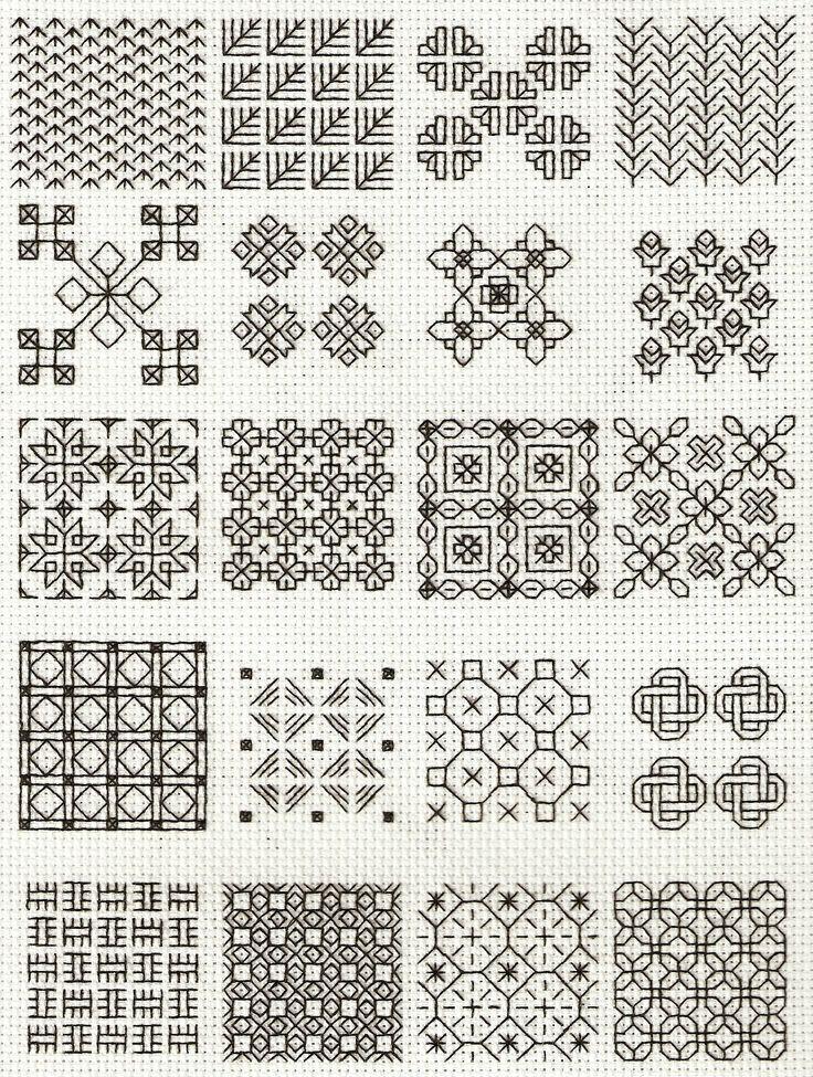 刺繍|Sabotenのアメブロ編