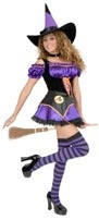 Midnight Sexy Witch Costume. #sexywitchcostume #witchcostumes #costumesideas #halloweencostumes