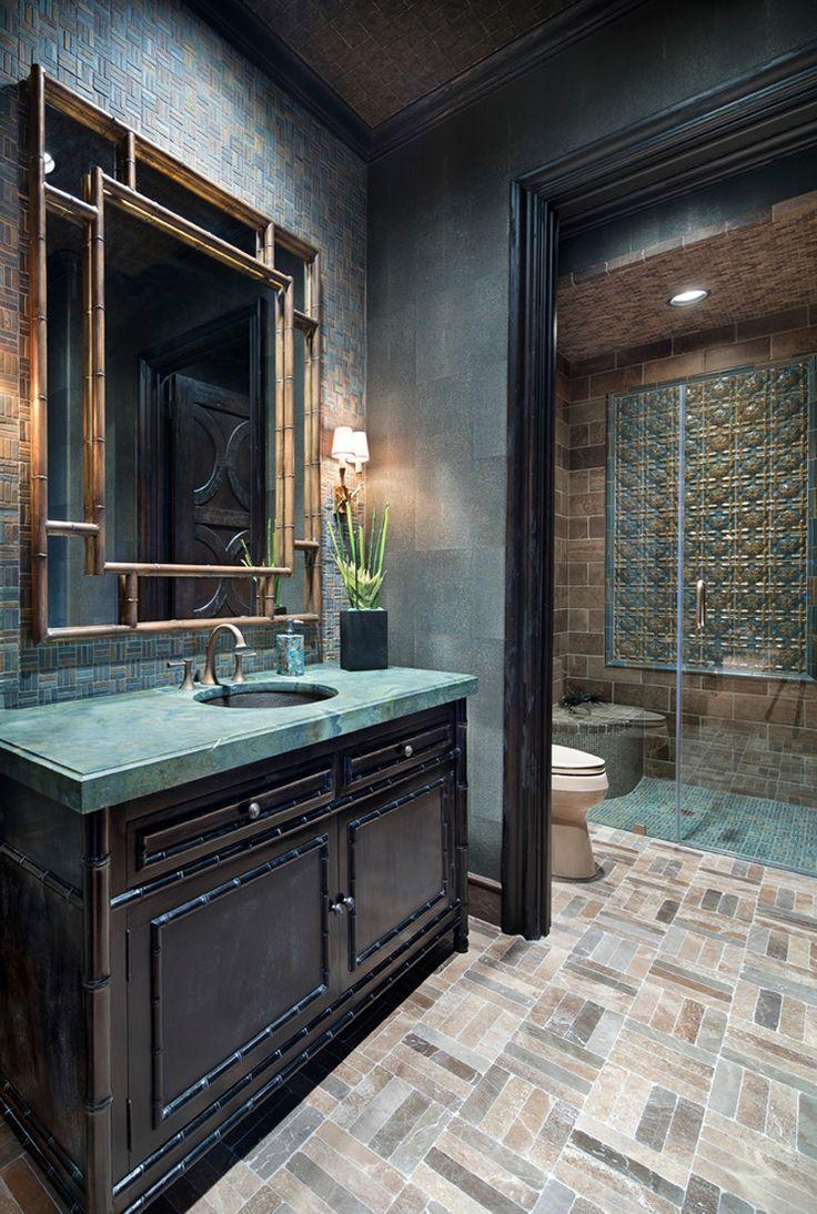 Les 25 meilleures id es concernant salle de bains for Salle bain orientale