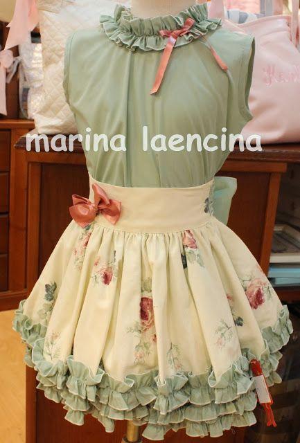Marina Laencina - cute skirt