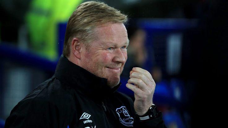 Ronald Koeman insists he is still 'the man' at Everton #News #composite #Everton #Football #PremierLeague