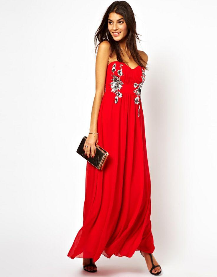 Passion q maxi dress
