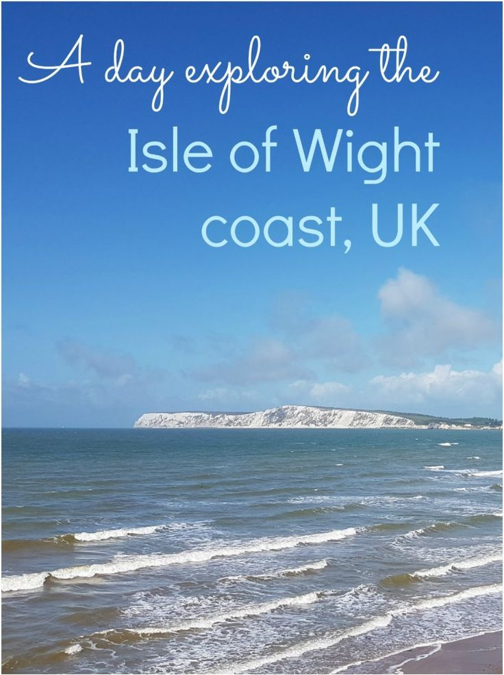 Discovering the Isle of Wight coast, UK -  from The Needles in the south west to the beaches of the north east, complete with boat trip, classic amusement park, chair lift, alpacas, playground, Gothic folly and more ice cream along the way. The perfect family escape.