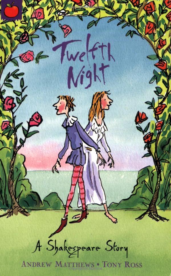 Shakespeare Stories: Twelfth Night: Amazon.co.uk: Andrew ...