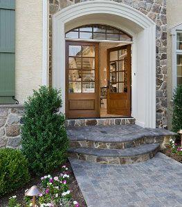 double front doors: The Doors, House Ideas, Aa Ranch Doors, Dreams House, Double Front Doors, Front Entry, Entrance Doors, Front Doors Entry, Sliding Doors