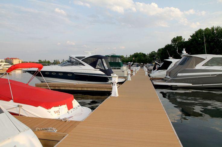 supplier of plastic deck mothproof boards, waterproof WPC decking prices