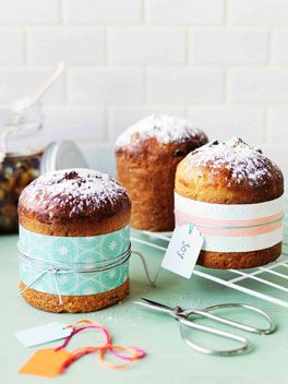 Panettone - need to remember to make this for Christmas next year