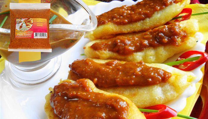 Surinaams eten – Baka Bana (gebakken bakbanaan in deegbeslag)