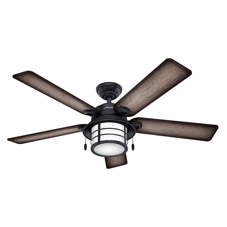 Cooling you down and keeping the air moving on hot, stagnant days isn't the only thing that the best outdoor ceiling fans should do.