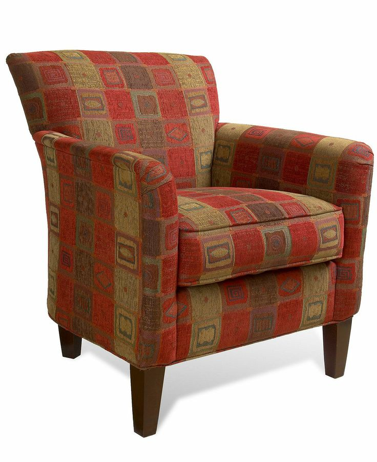 Mars crimson living room chair furniture macys not a fan of the