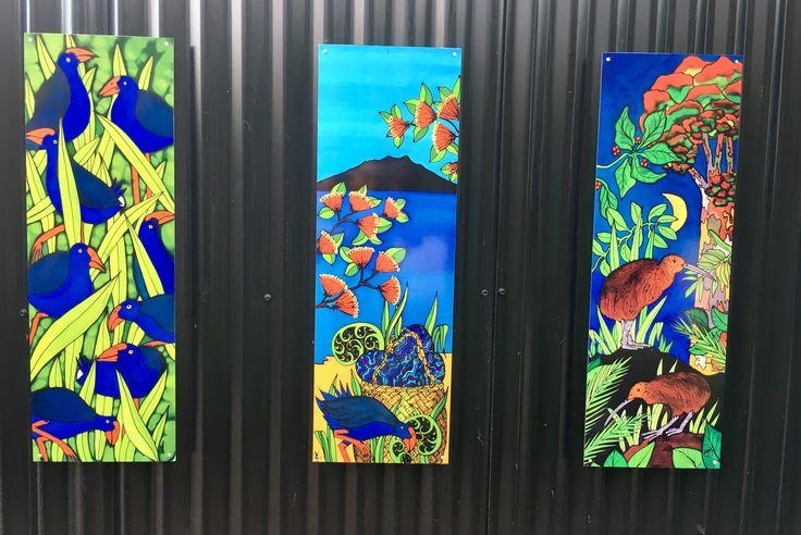 Joy May artworks