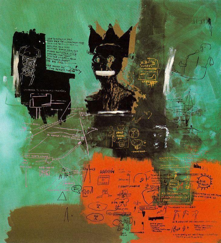 Komono rend hommage à Jean-Michel Basquiat avec une collection de montres