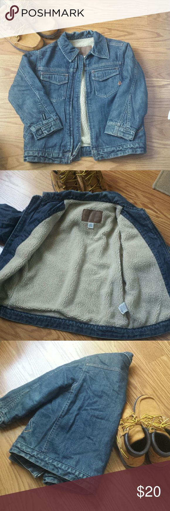Old navy jean jacket Kids Old navy blue jeans jacket Old Navy Jackets & Coats Jean Jackets
