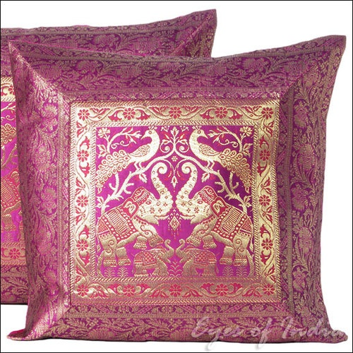 22 best images about Pillow decorating on Pinterest Ethnic decor, Silk brocade and Teal pillows