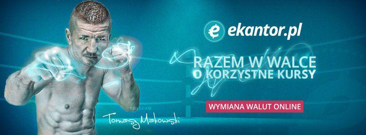 Tomasz Makowski wspiera naszą walkę o korzystne kursy walut!
