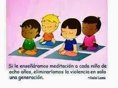 Inés Merino: Mindfulness para niños