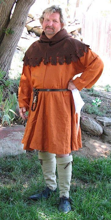Package, Bocksten Tunic & Hood, Wool | Red Ranger ...