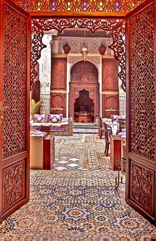 Riad R'habet Zbib, Fez, Morocco.